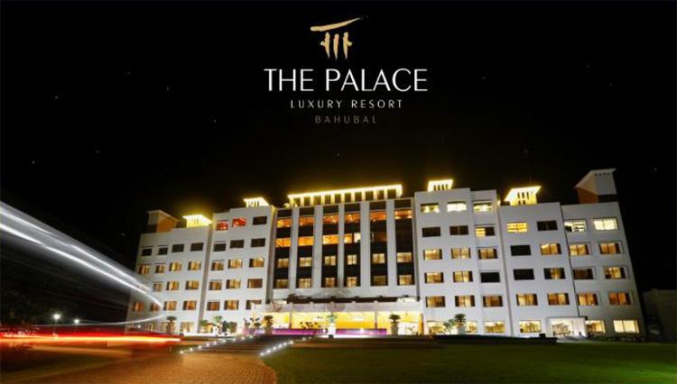 The Palace Luxury Resort
