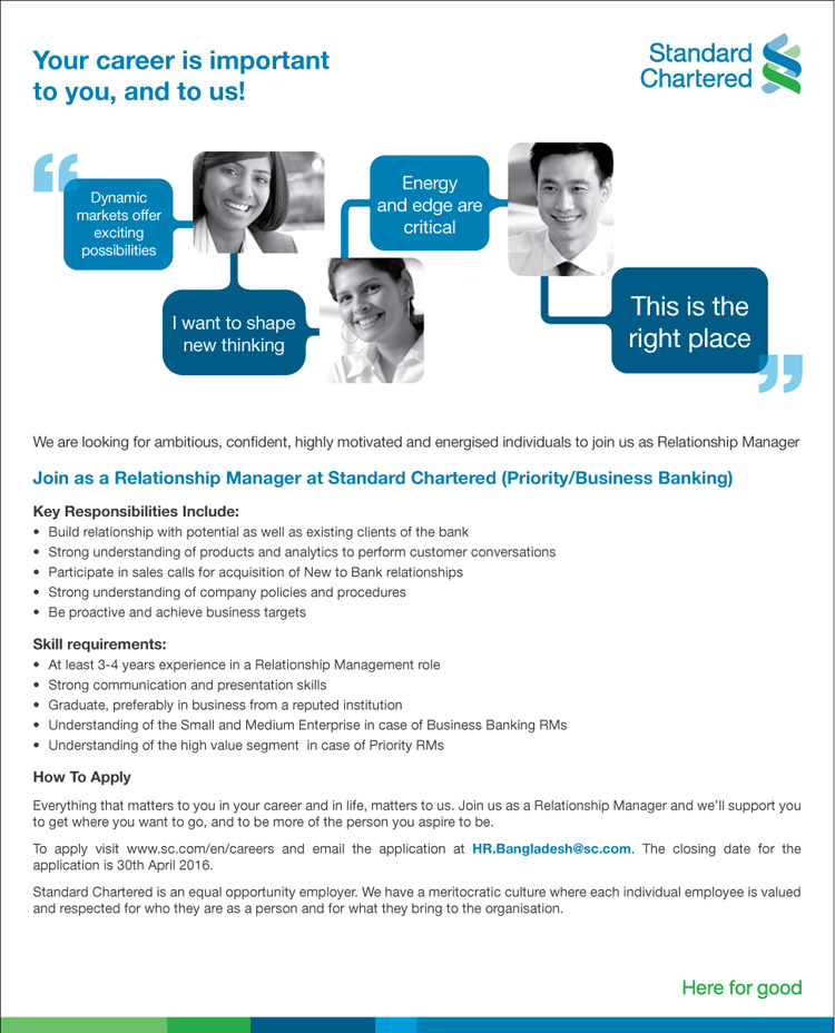 Standardchartered business model xlsx inc